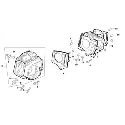 cylindre / culasse