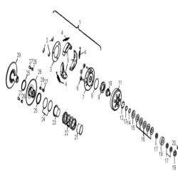 variateur secondaire
