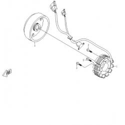 stator / rotor
