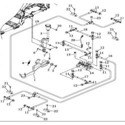 circuit de freinage